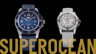 Breitling Surfer Squad - Superocean Automatic collection
