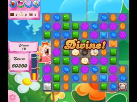 Candy Crush Saga Level 2494 - NO BOOSTERS [GLITCHED]