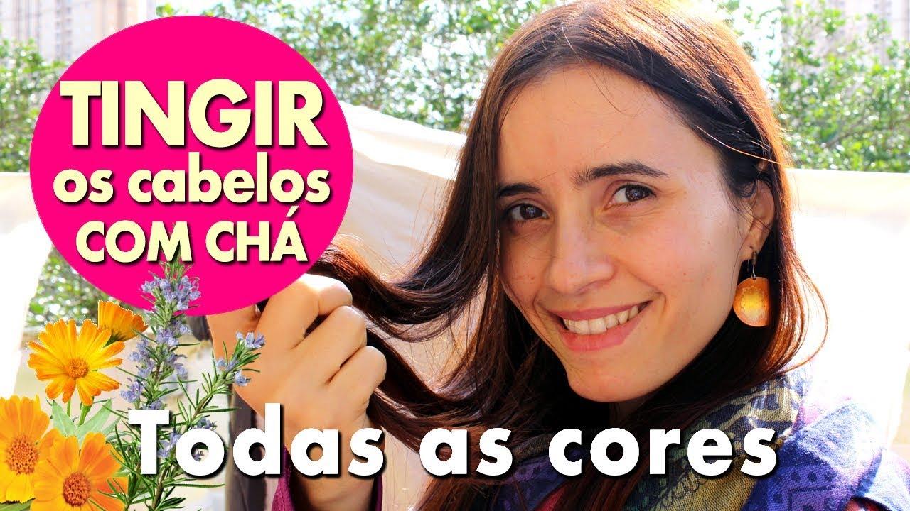 Agua De Batata Para Escurecer O Cabelo tinja seus cabelos com chás  ruivo, loiro e preto  100% natural sem  toxinas  garantido!
