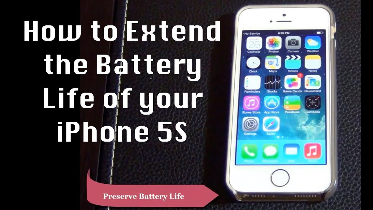 iphone 5s battery life how to extend battery on iphone 5s with ios 7 1815
