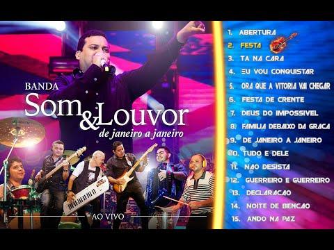 Festa ● Banda Som & Louvor【Forró Gospel】HD