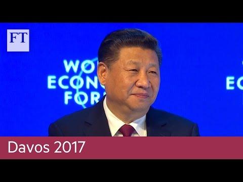 Xi Jinping's symbolic Davos speech | Davos 2017