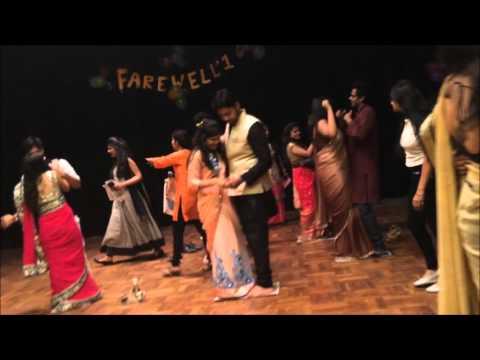 Paper Dance : Seniors : FAREWELL '16 : IITD