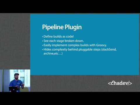CI/CD as code with Jenkins Pipelines w/ Ethan Rogers