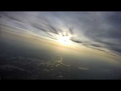 High Altitude Balloon 1 Raw Full uncut Footage