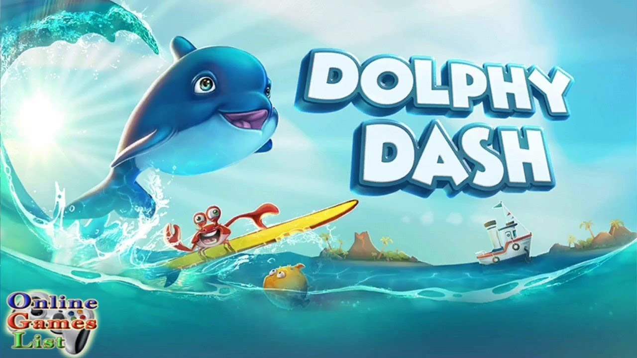 Dolphy Dash Android/iOS Gameplay HD