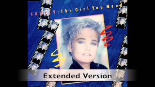 Tracey - The Girl You Need (Extended Version)