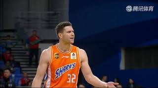 Jimmer with yet another monster game vs Joseph Young and Isiah Austin as the sharks win on the road