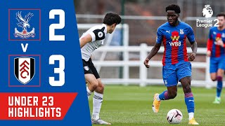 Brandon Pierrick with another stunning strike | Crystal Palace 2-3 Fulham