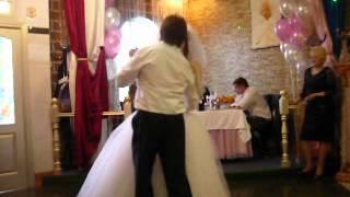 танеец невесты и папы