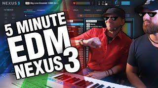 Nexus 3 - 5 Minute EDM Track Tutorial