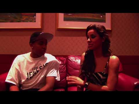"Fab 5 Interview with Joanna Hernandez, ""Cocktail"" of VH1's for the love of Ray J www.fab5ent.com"