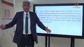 28) Jeomorfoloji - Akarsu Şekilleri - I - Mehmet Zor (2017)