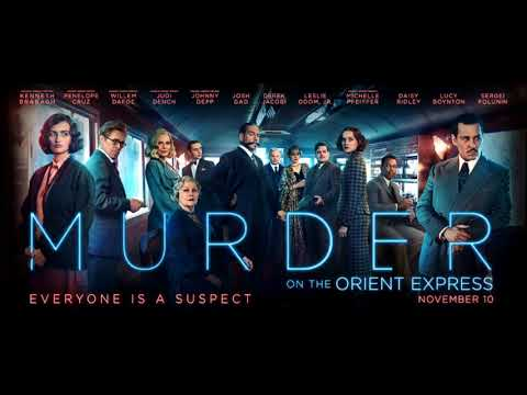 Murder on the Orient Express Movie Review Podcast