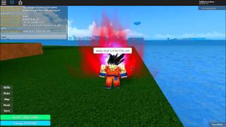 Dragon Ball Fury Update! UI BREAKER?! Roblox