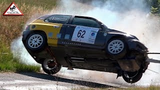 Crash & Show Rallye Gap Racing 2019 [Passats de canto]