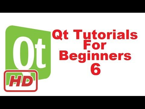 [QT tutorial for beginners] Qt Tutorials For Beginners 6 - QMessageBox