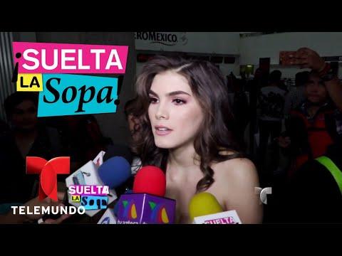 Denisse Franco lista para representar a México en Miss Universo | Suelta La Sopa | Entretenimiento