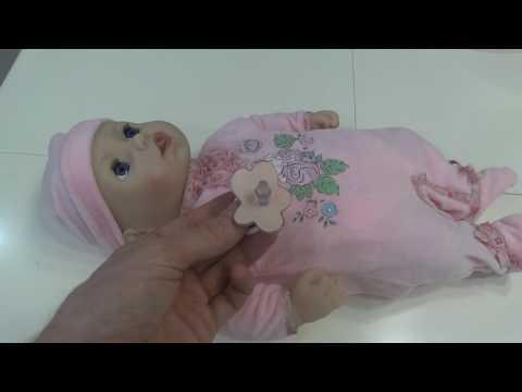 Обзор на Кукла Zapf Creation Baby Annabell многофункциональная, 43 см