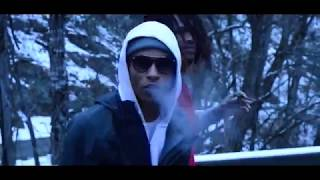 LVSkinny - Watery Remix Ft Young 2 Liter & Quellz (Official Music Video)