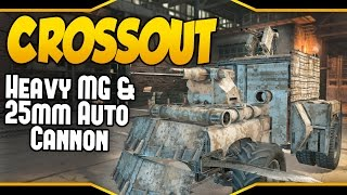 Crossout ➤ Heavy Builds! [Crossout Livestream Gameplay]