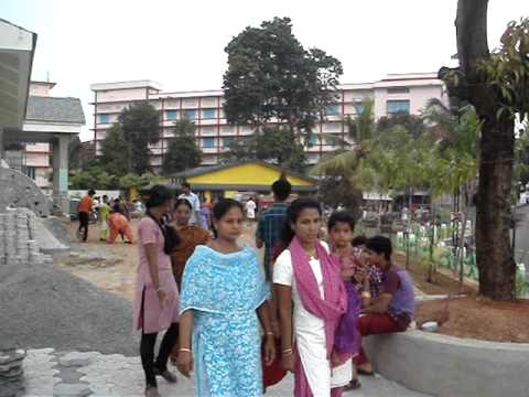 ST. FRANCIS  XAVIER CHURCH ALUVA 07102012 Video By HYGNES JOY PAVANA   MOV02197