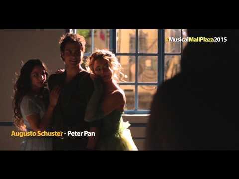 Making of Spot Peter Pan | #MusicalMallPlaza2015