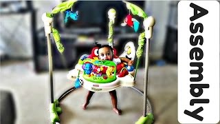 RAINFOREST JUMPEROO Fisher Price | Assembly | Demo