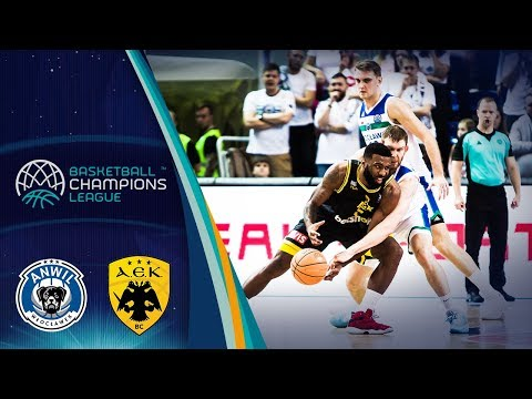 Anwil Wloclawek V Aek – Highlights – Basketball Champions League 2019-20