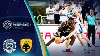 Anwil Wloclawek v AEK - Highlights - Basketball Champions League 2019-20
