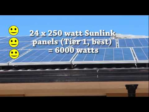 Solar Energy   our story, how and why, pros and cons 2014