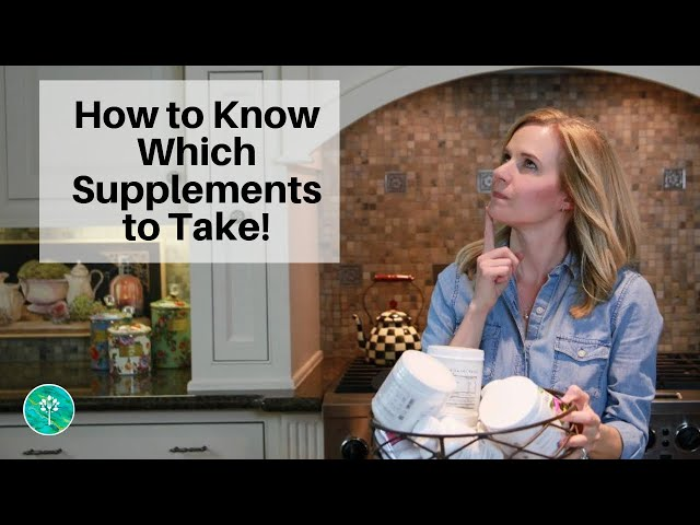 How to Know Which Supplements to Take- Practitioner Interview - Lindsay Reno Rd