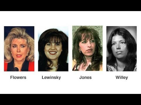 Do the Sexual Accusers of Bill Clinton Deserve to be Believed?