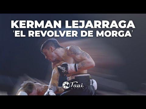 EL REVOLVER DE MORGA. KERMAN LEJARRAGA: