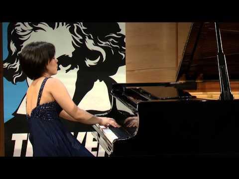 Beethoven Piano Sonata No  3 in C Major, Op  2, No 3 performed by Ching Yun Hu