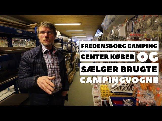 Fredensborg Camping Center køber og sælger brugte campingvogne