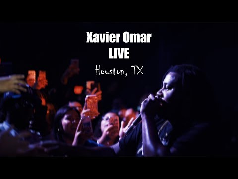 Xavier Omar AKA SPZRKT Performs 'Blind Man', 'Afraid' + Much More | Pink Lighting Tour