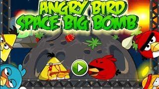 Angry Bird Space Big Bomb - Angry Bird Game