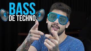 Pesado e Presente - Tutorial Bass de Techno