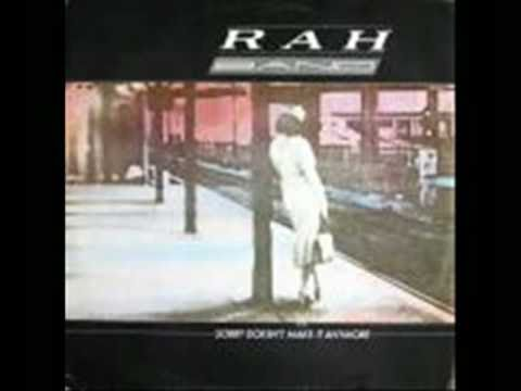 Rah Band - Sorry Doesn't Make It Anymore (12