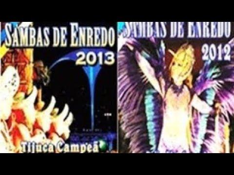 🎵  Grandes Sambas de Enredo Especial (Carnaval Rio 2012 - 2013) 🎵