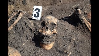 Фильм 40 Раскопки в полях Второй Мировой Войны/Film 40 Excavation in fields of World War II
