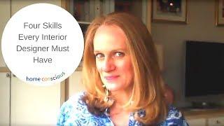 INTERIOR DESIGNER SKILLS | WHAT YOU MUST HAVE AS A SUCCESSFUL DESIGNER