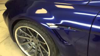 BMW M6 V10 Twin Turbo Powered by GINTANI 1500 hp , swap dct gearbox