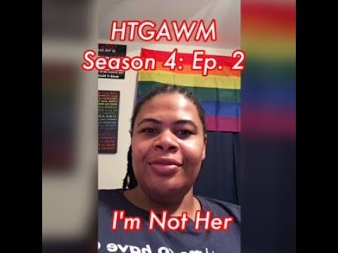 (REVIEW) How To Get Away With Murder | Season 4: Ep. 2 | I'm Not Her (RECAP)