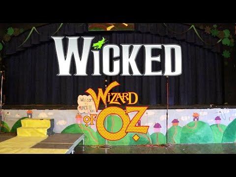 Wicked Wizard of Oz
