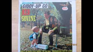 Watch Red Sovine Im Just Lucky I Guess video