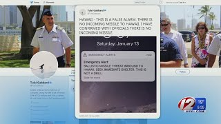 Former Eyewitness News employee recounts Hawaii's false alarm