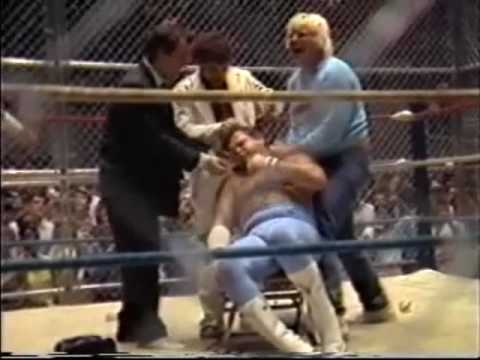Jerry Lawler Gets Head Shaved in Hair vs Hair Match 427
