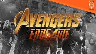 First Look at Avengers 4 Footage Released at CineEurope